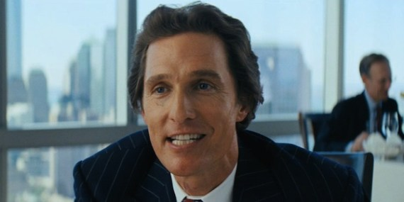 Matthew McConaughey, McConnaissance firmly complete.