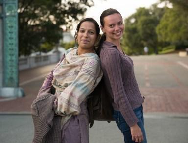Two Berkeley Women
