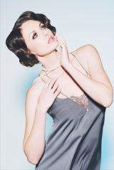Model: Christine Alward Makeup: Ernesto Robledo Hair: Azael Guzman