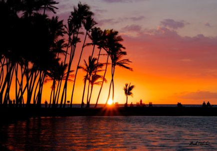 Waikoloa Sunset - Mark Dahmke