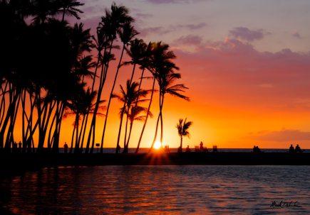 Waikoloa Sunset - Mark Dahmke