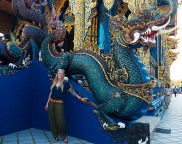 Chiang Rai - Blue Temple