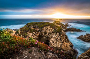 14 - Chuck Meyers - Big Sur Sunset