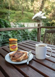 ©Craig Stamfli - Vegemite on Toast
