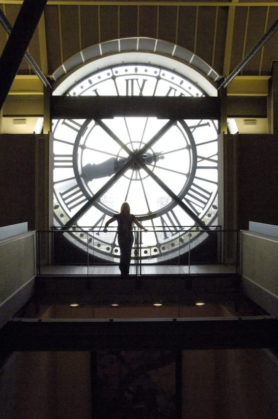 Clock, Musée d'Orsay, Paris, France
