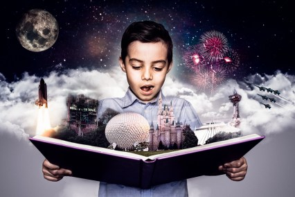 A book full of magic