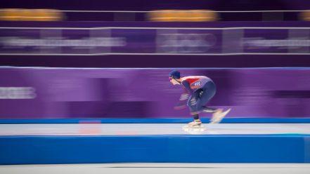 1500m long track women's speed skating