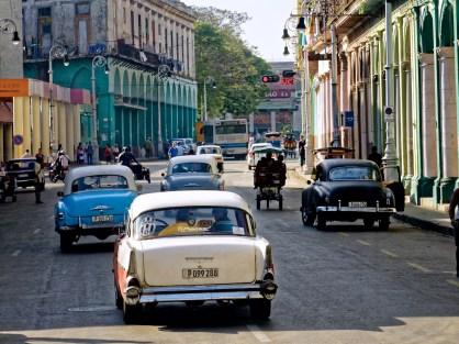 Downtown Havana - January 2015