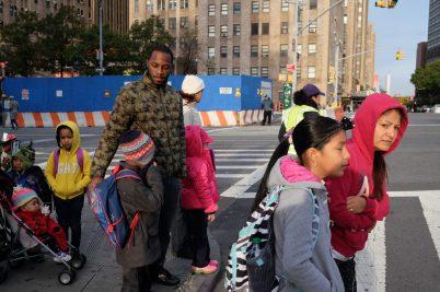 Bronx, NY Oct. 12, 2014 Photo by M.B. Elian