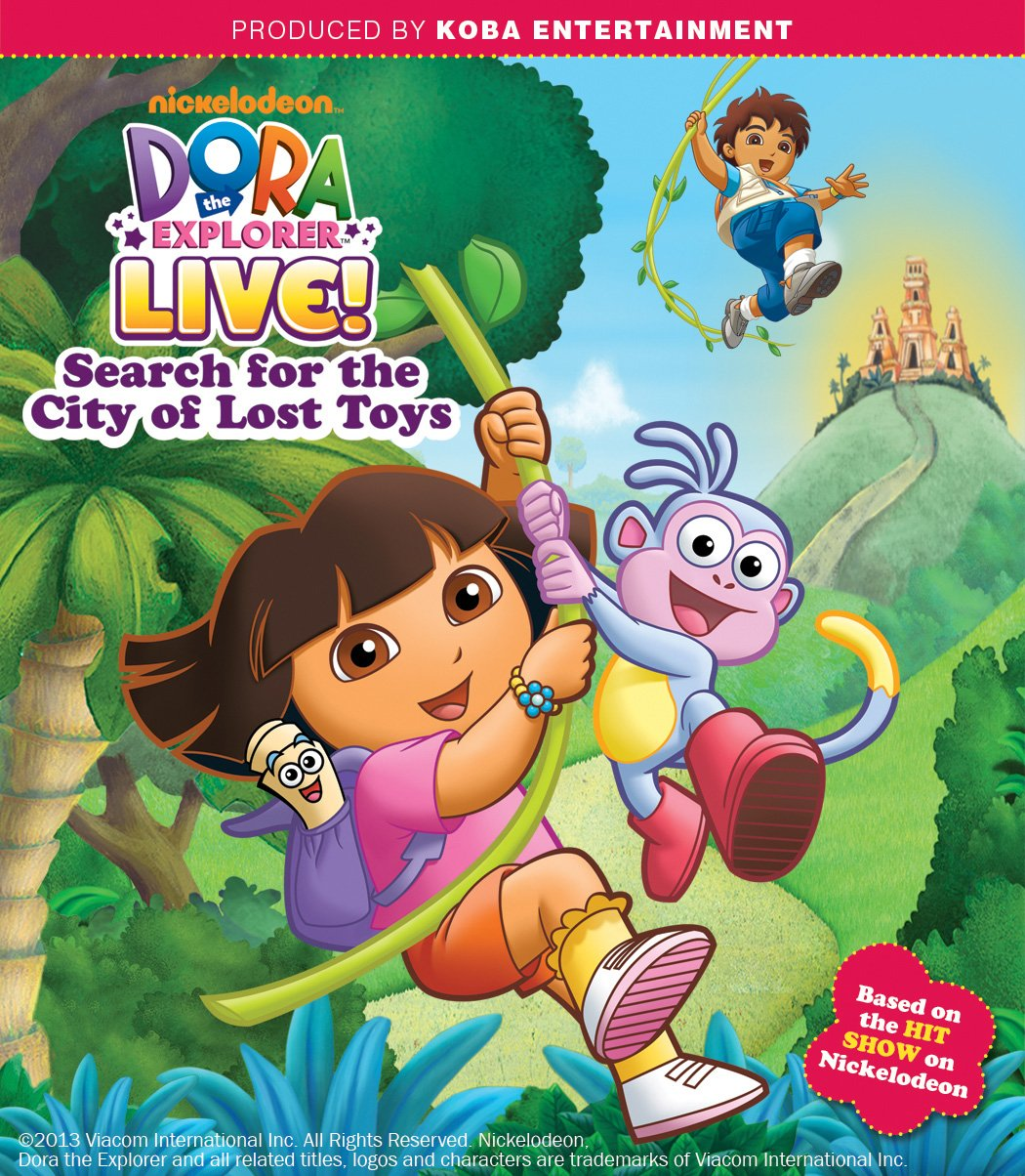 My Kids Are Thankful For Dora The Explorer Live
