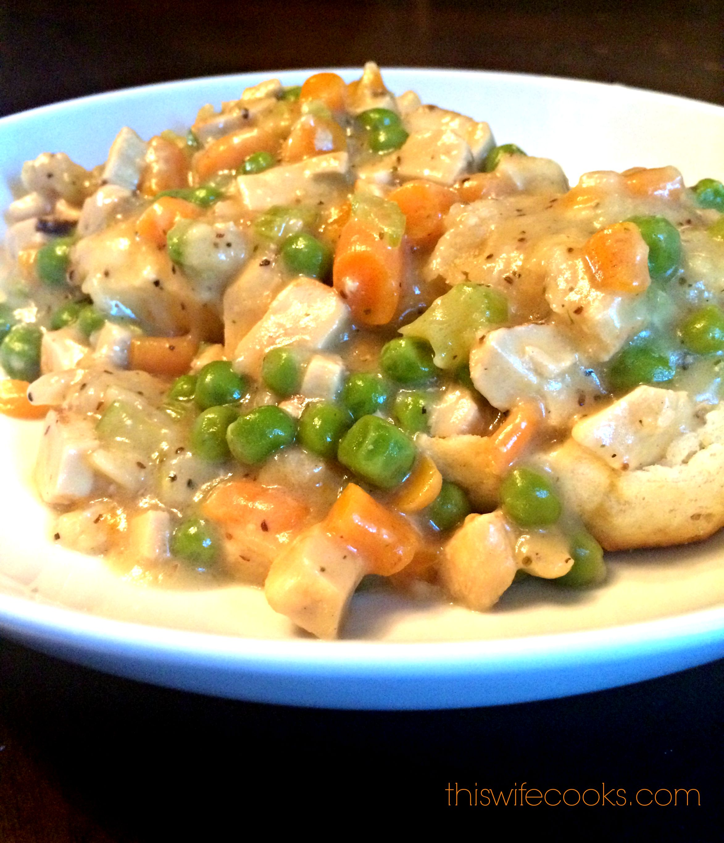 Vegan chicken pot pie this wife cooks vegan chicken pot pie forumfinder Image collections