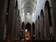 the interior of turku cathedral