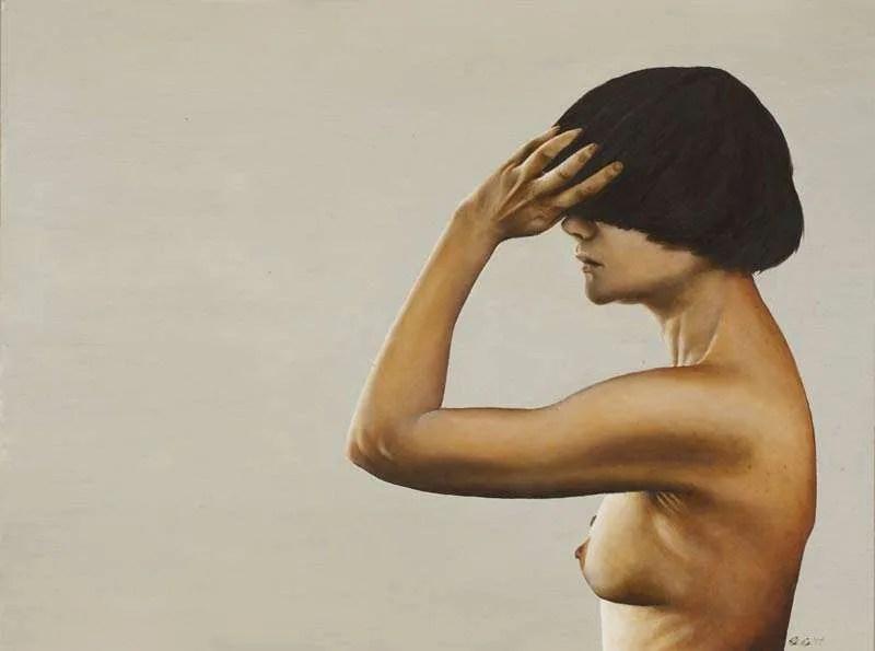 Lily Mae Martin, Self Portrait