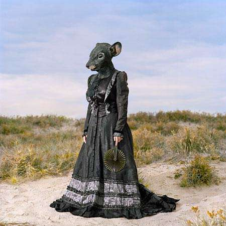 Polixeni Papapetrou, The Mourner, 2012