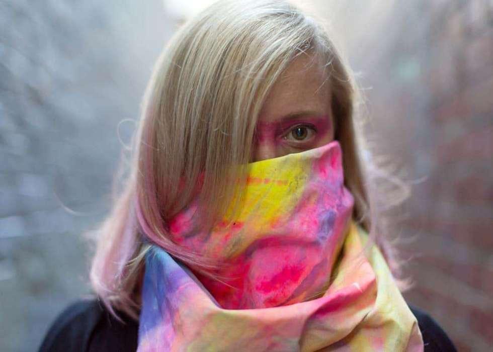 Portrait of Australian artist Vexta, by Ilona Nelson for This Wild Song