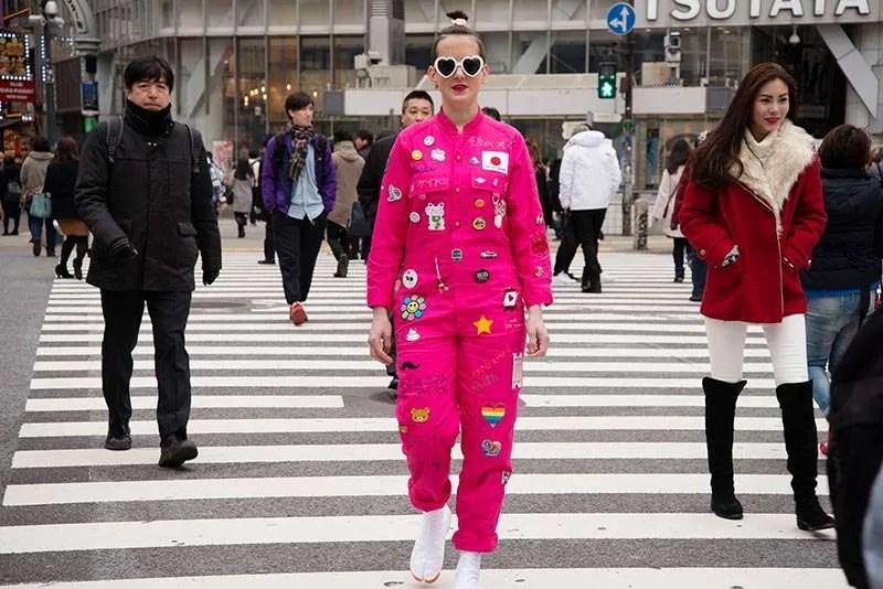 Kate Just, Feminist Fan in Japan, 2016