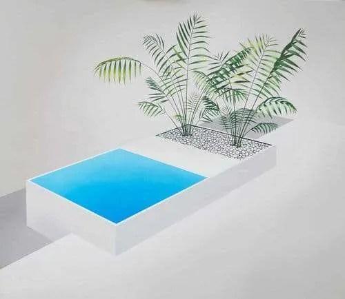 Stephanie Wilson, Blue Oasis