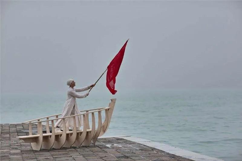 Jill Orr, The Promised Land, Venice, 2012