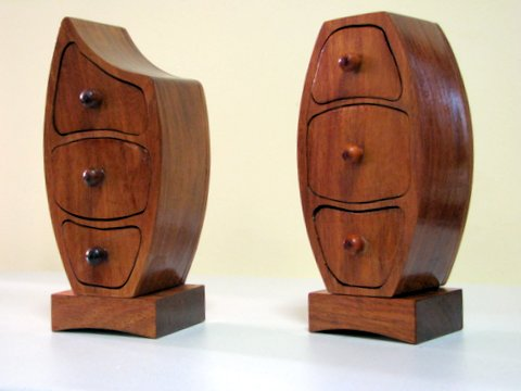Bandsaw Jewelry Box Patterns