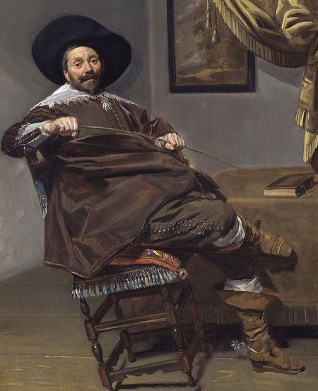 Willem Heythuijsen, Frans Hals, 1634