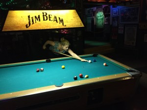 Pool at the Green Parrot
