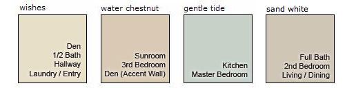 Final Color Scheme
