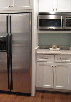 Microwave Nook