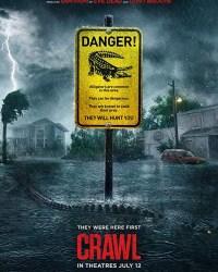 Crawl 2019: địa đạo cá sấu tử thần 5
