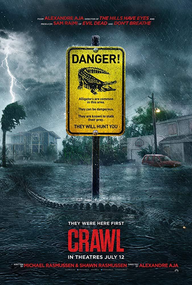 Crawl 2019: địa đạo cá sấu tử thần 2