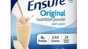 Ensure Powder