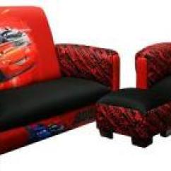 Cars Sofa Chair Big Corner Sofas Uk Disney Toddler And Ottoman Set