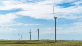 Ветряная электростанция KAZPACO