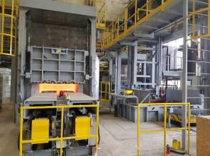Печь промышленная АО «Завод «Тяжмаш»
