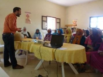 Formation Projet Femmes semencières THM