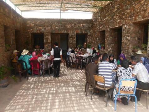 Femmes semencières THM / Programme du voyage d'étude et d'échange