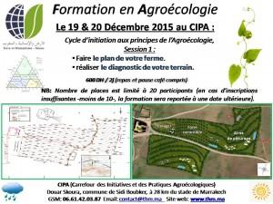 Formation THM en Agroecologie - session 1