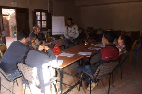 Formation théorique agroecologie maroc thm