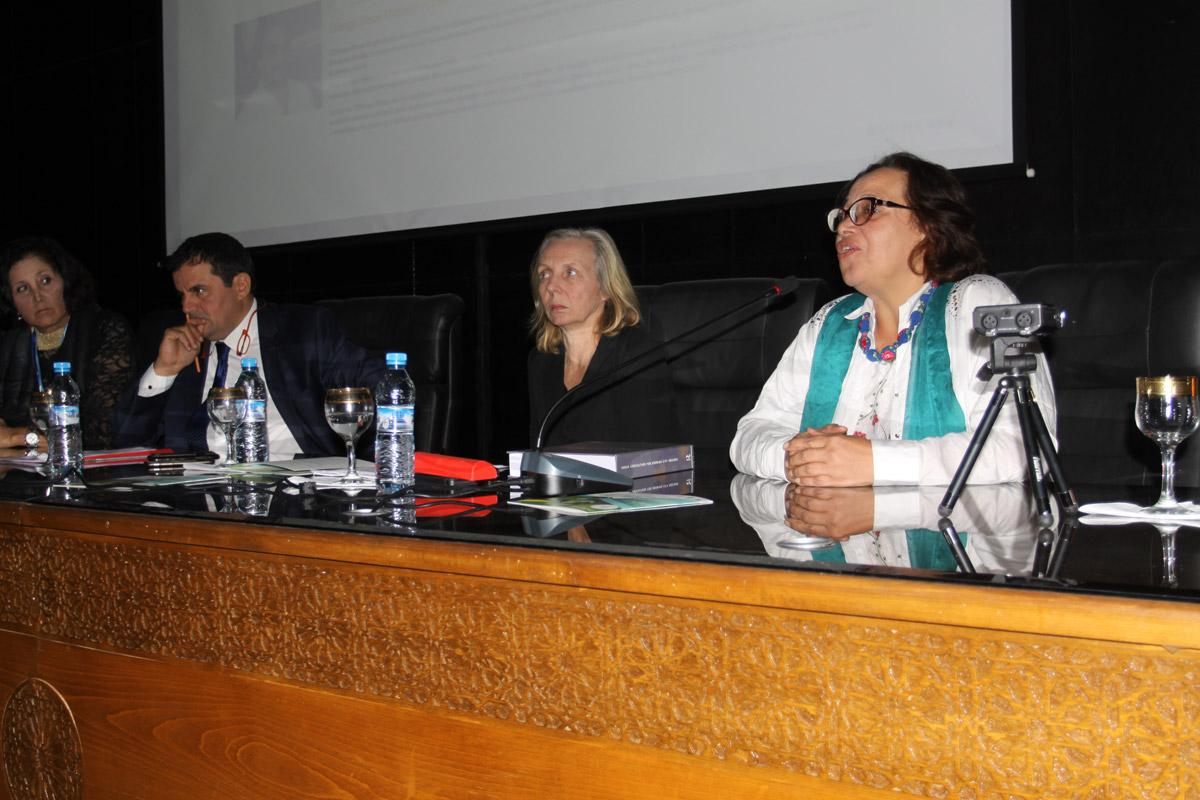 Forum de la Terre Marrakech