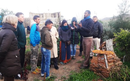 Formations en Agroécologie au CIPA-Pierre Rabhi 2017