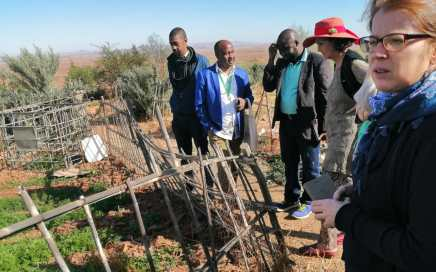 visite Cipa nov congres scientique agriculture bio afrique 2