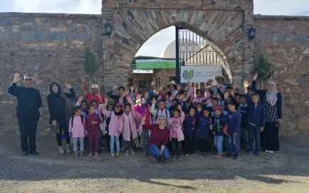 Second Atelier enfants de Douar Skoura