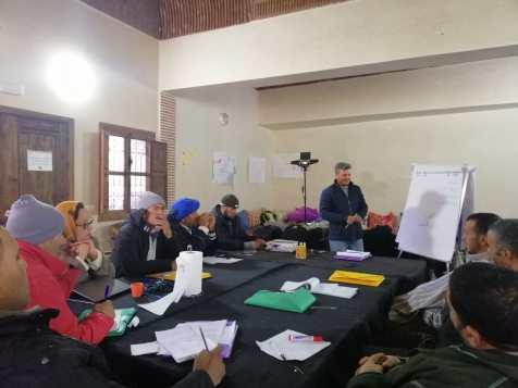 formation pour les paysans du Sud - programme ACACTAE