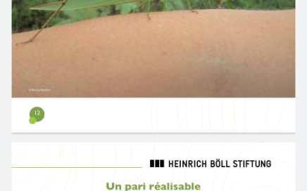 Parution Fondation Heinrich-Böll