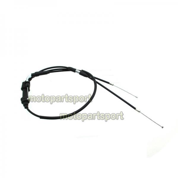 Gas Throttle Cable For 1981-2009 Yamaha PW50 Y-Zinger PY50