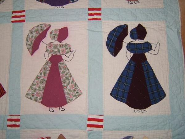 Old T Shirts Quilt