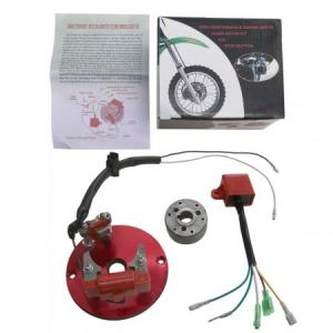Performance Pitbike Pit Dirt Bike Mago Rapid Rotor Kit CDI XR CRF 125cc 140cc | eBay