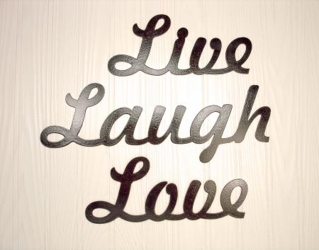 Wall Decor Live Laugh Love Decor Kitchens And Interiors