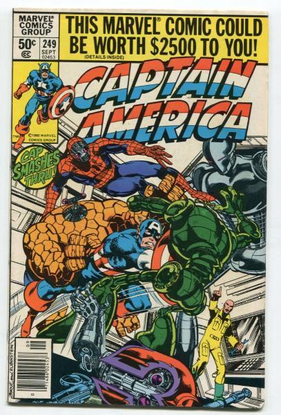 details about captain america