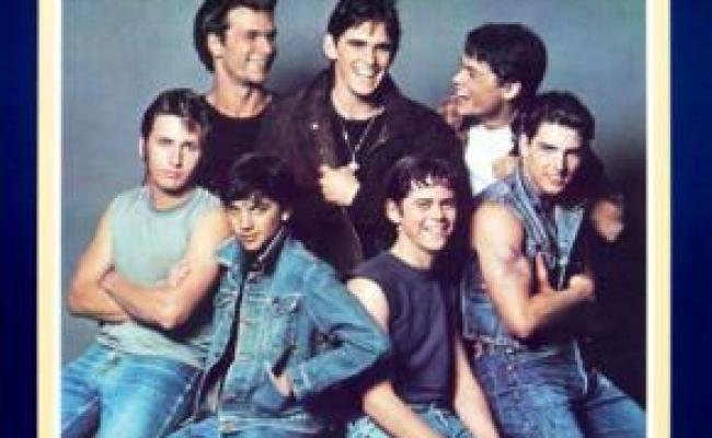 The Outsiders Replica 1983 Movie Poster Ebay