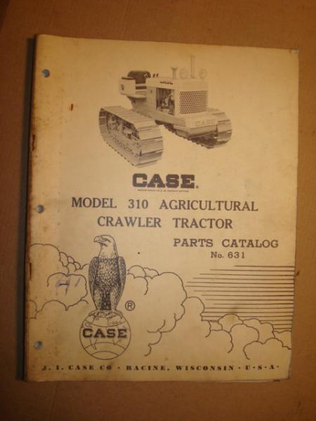 Case 310 Wiring Diagram